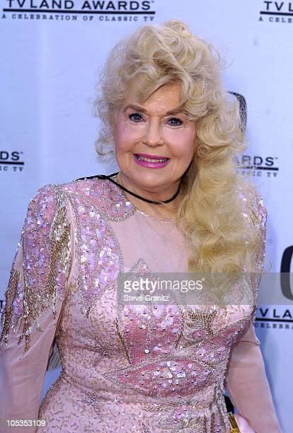 Donna Douglas during 2nd Annual TV Land Awards Arrivals at The Hollywood Palladium in Hollywood California United States