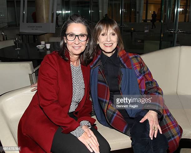 Donna Gigliotti and Gene Doumanian attends the Academy Of Motion Picture Arts and Sciences New Member Reception in New York at Lincoln Ristorante on...