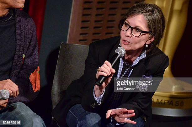 Donna Gigliotti attends an official academy screening of HIDDEN FIGURES hosted by the The Academy of Motion Picture Arts and Sciences at MOMA Celeste...