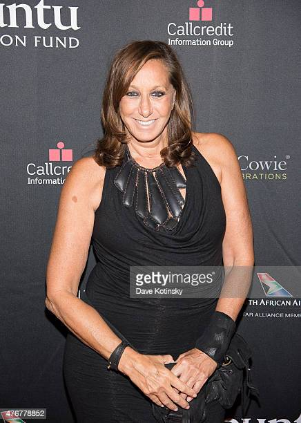 Donna Karan Ubuntu Education Fund's 16th Annual '1 Million to One Changing The Odds' Gala at Gotham Hall on June 11 2015 in New York City