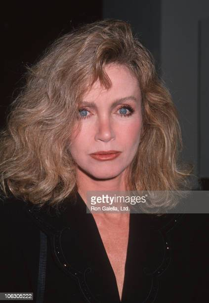 Donna Mills during ABC Launches Late Night Talk Show 'Nightcap' at Equitable Center in New York City New York United States