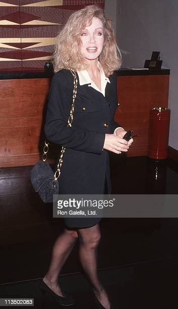Donna Mills during Direct Access Program Press Conference at Nikko Hotel in Beverly Hills California United States