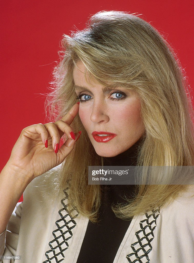 <a gi-track='captionPersonalityLinkClicked' href=/galleries/search?phrase=Donna+Mills&family=editorial&specificpeople=217252 ng-click='$event.stopPropagation()'>Donna Mills</a> during <a gi-track='captionPersonalityLinkClicked' href=/galleries/search?phrase=Donna+Mills&family=editorial&specificpeople=217252 ng-click='$event.stopPropagation()'>Donna Mills</a> 1989 Portrait Session by Bob Riha in Los Angeles, California, United States.