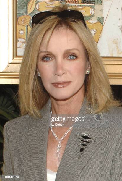 Donna Mills during Egyptian Tourism Authority Private Reception and Viewing of LACMA's King Tut Exhibit at LACMA in Los Angeles CA United States