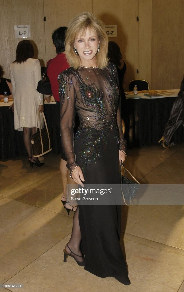 <a gi-track='captionPersonalityLinkClicked' href=/galleries/search?phrase=Donna+Mills&family=editorial&specificpeople=217252 ng-click='$event.stopPropagation()'>Donna Mills</a> during The 2003 Trendsetters in Television Tribute to Icons in Film at The Beverly Hills Hilton Hotel in Beverly Hills, California, United States.