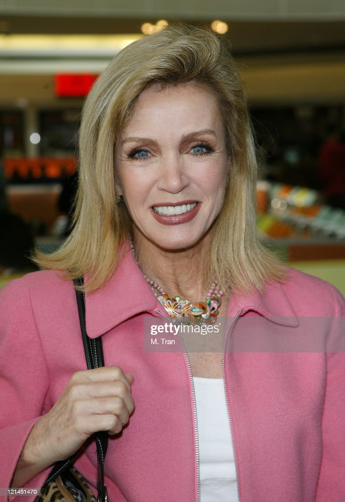 <a gi-track='captionPersonalityLinkClicked' href=/galleries/search?phrase=Donna+Mills&family=editorial&specificpeople=217252 ng-click='$event.stopPropagation()'>Donna Mills</a> during The Screen Actors Guild Foundation and Zimand Entertianment Host Los Angeles Children's Love Equals Writing Contest at Beverly Center in Los Angeles, California, United States.