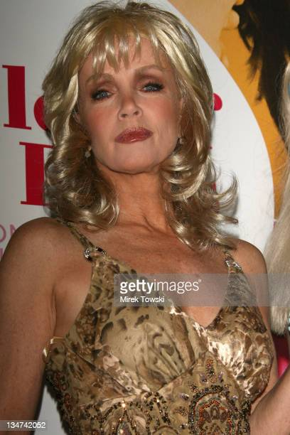 Donna Mills during 'Valley Of The Dolls' allstar reading at Renberg Theater in Hollywood California United States
