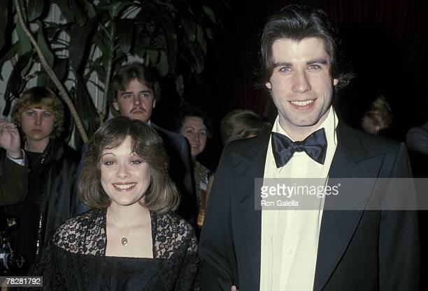 Donna Pescow and John Travolta