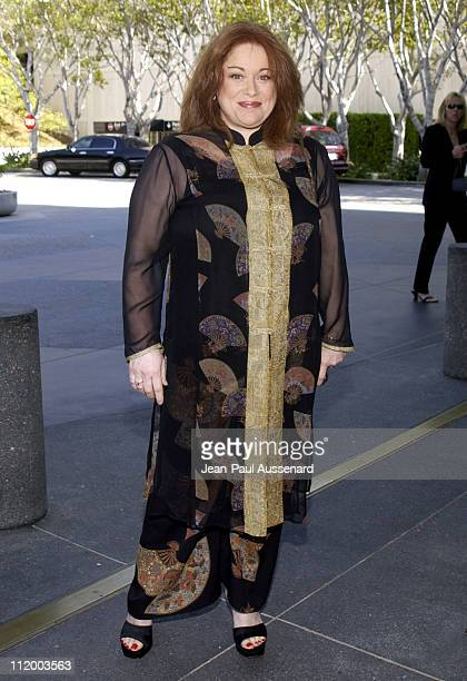 Donna Pescow during 30th Annual Daytime Emmy Awards Creative Arts Presentation at Universal Sheraton in Universal City California United States