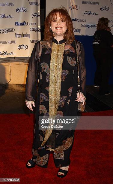 Donna Pescow during Paramount Home Entertainment Celebrates DVD Releases Of 6 AllTime Musical Favorites Arrivals at Paramount Studios in Hollywood...
