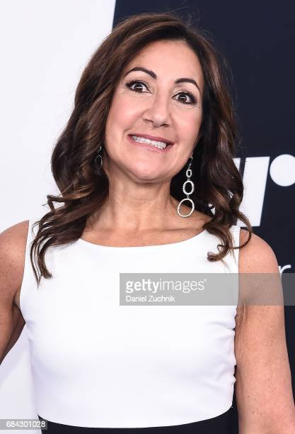 Donna Speciale attends the 2017 Turner Upfront at Madison Square Garden on May 17 2017 in New York City