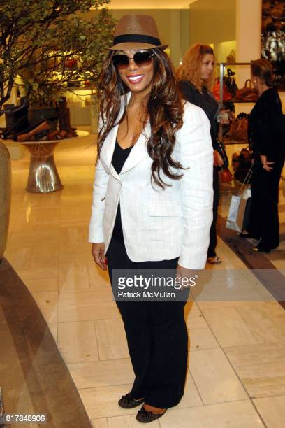 Donna Summer attends Manolo Blahnik In Person at Neiman Marcus at Neiman Marcus on October 7 2010 in Beverly Hills California