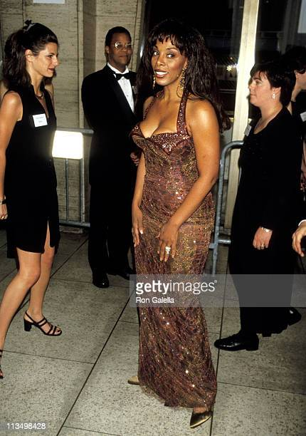 Donna Summer during 26th Annual FiFi Awards at Avery Fisher Hall at Lincoln Center in New York City New York United States