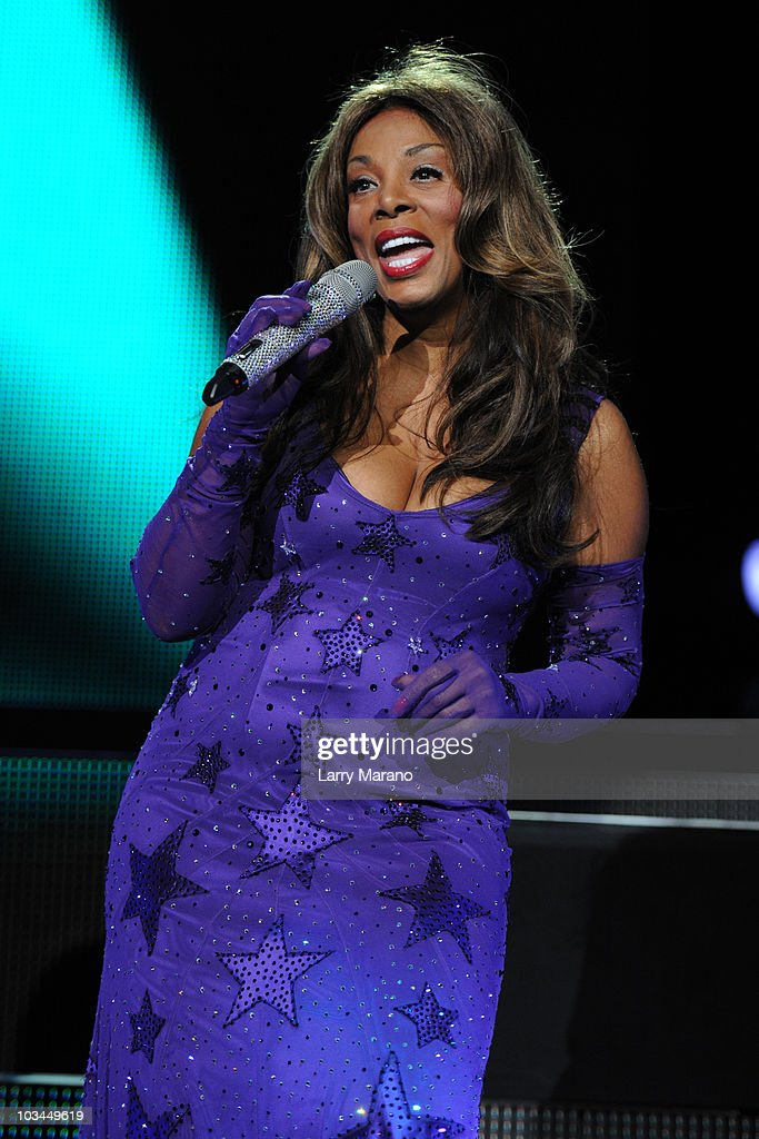 Donna Summer - Live From New York City