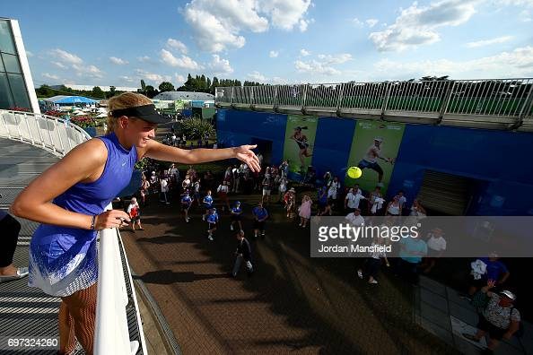 Aegon Open Nottingham - Day 7 : News Photo