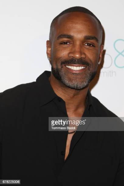 Donnell Turner attends the Premiere Party For Circle 8 Production's 'This Is LA' at Yamashiro Hollywood on May 3 2017 in Los Angeles California