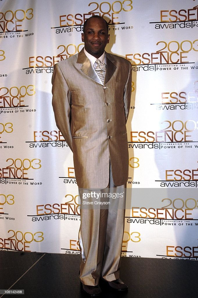 2003 Essence Awards - Press Room