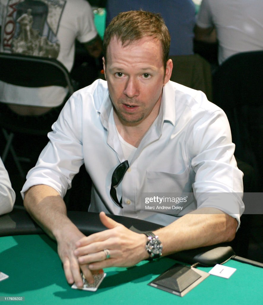 <a gi-track='captionPersonalityLinkClicked' href=/galleries/search?phrase=Donnie+Wahlberg&family=editorial&specificpeople=220537 ng-click='$event.stopPropagation()'>Donnie Wahlberg</a> during Face Of An Angel Foundation Celebrity Poker Tournament - April 9, 2005 at The Big Easy in Boston, Massachusetts, United States.