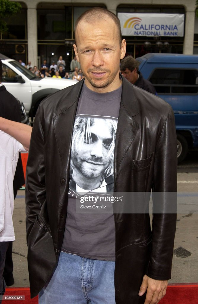 <a gi-track='captionPersonalityLinkClicked' href=/galleries/search?phrase=Donnie+Wahlberg&family=editorial&specificpeople=220537 ng-click='$event.stopPropagation()'>Donnie Wahlberg</a> during 'Scooby-Doo' Premiere at Grauman's Chinese Theater in Hollywood, California, United States.