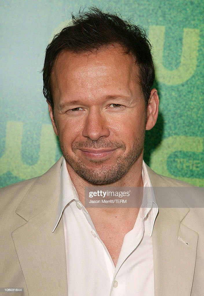 <a gi-track='captionPersonalityLinkClicked' href=/galleries/search?phrase=Donnie+Wahlberg&family=editorial&specificpeople=220537 ng-click='$event.stopPropagation()'>Donnie Wahlberg</a> during The CW's Summer 2006 TCA Party - Arrivals at Ritz Carlton in Pasadena, California, United States.