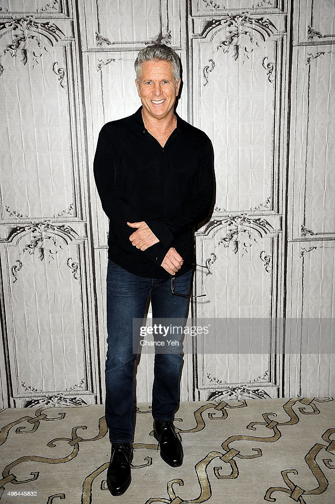 Donny Deutsch attends AOL BUILD Speaker Series: 'Donny!' at AOL Studios In New York on November 9, 2015 in New York City.