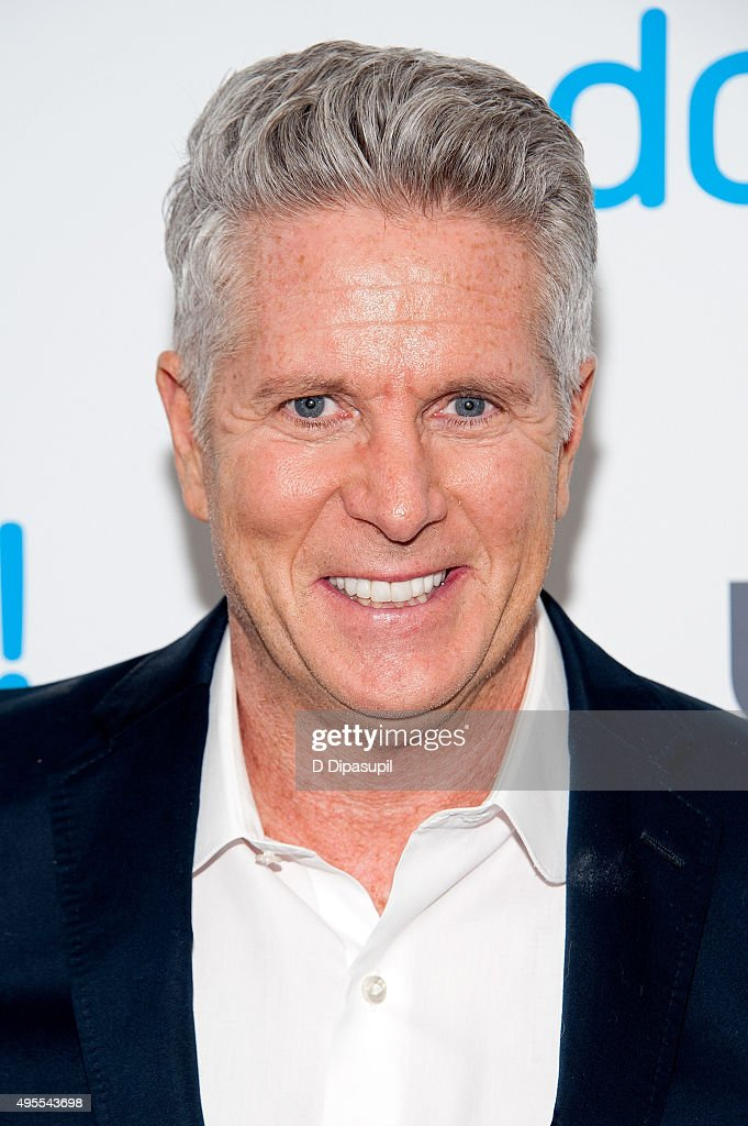 Donny Deutsch attends the premiere of USA Network's 'Donny!' at The Rainbow Room on November 3, 2015 in New York City.