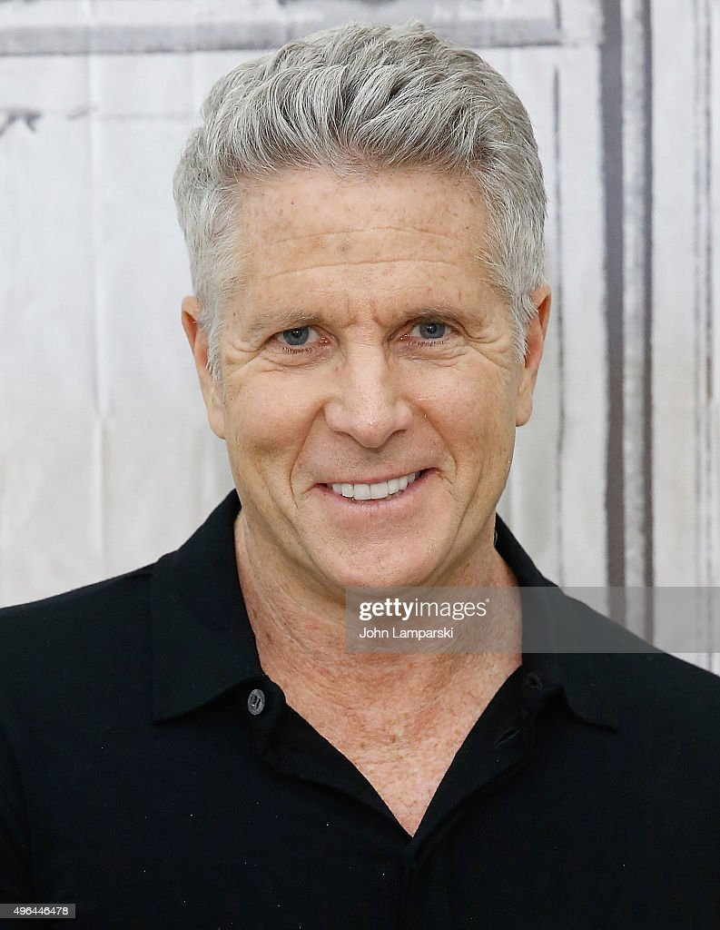 Donny Deutsch discusses 'DONNY!'during AOL Build at AOL Studios In New York on November 9, 2015 in New York City.