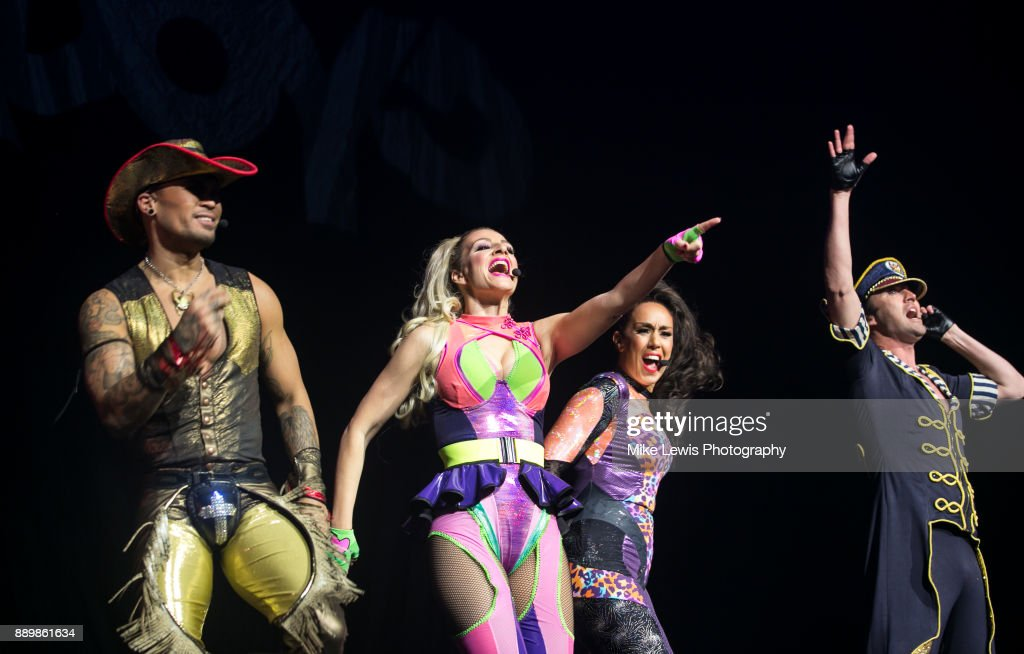 Steps and The Vengaboys Perform at Motorpoint Arena