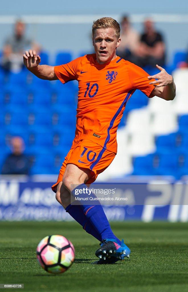 Netherlands U21 vs Austria U21