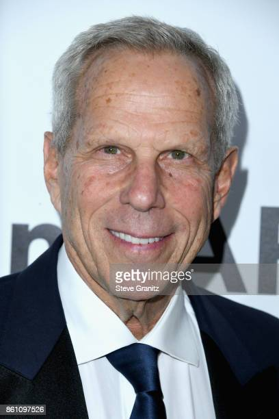 Donor Steve Tisch attends the amfAR Gala 2017 at Ron Burkle's Green Acres Estate on October 13 2017 in Beverly Hills California