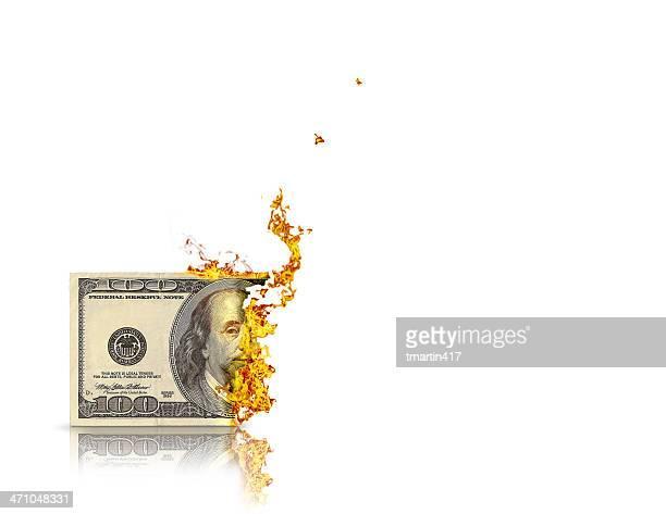 Nicht verbrennen Sie Ihr Geld 2