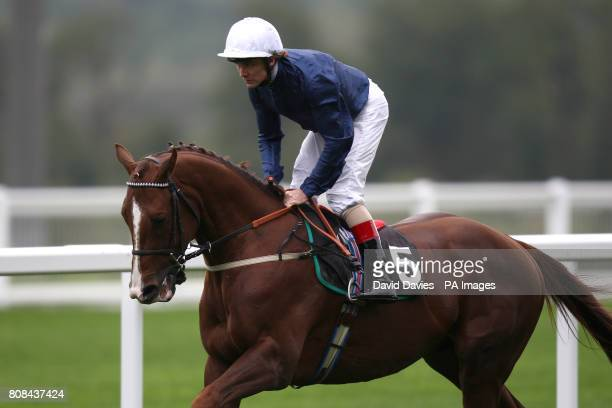 Don't Call Me ridden by jockey Richard Mullen during the EBF Ratcliffes Syndication Classified Stakes