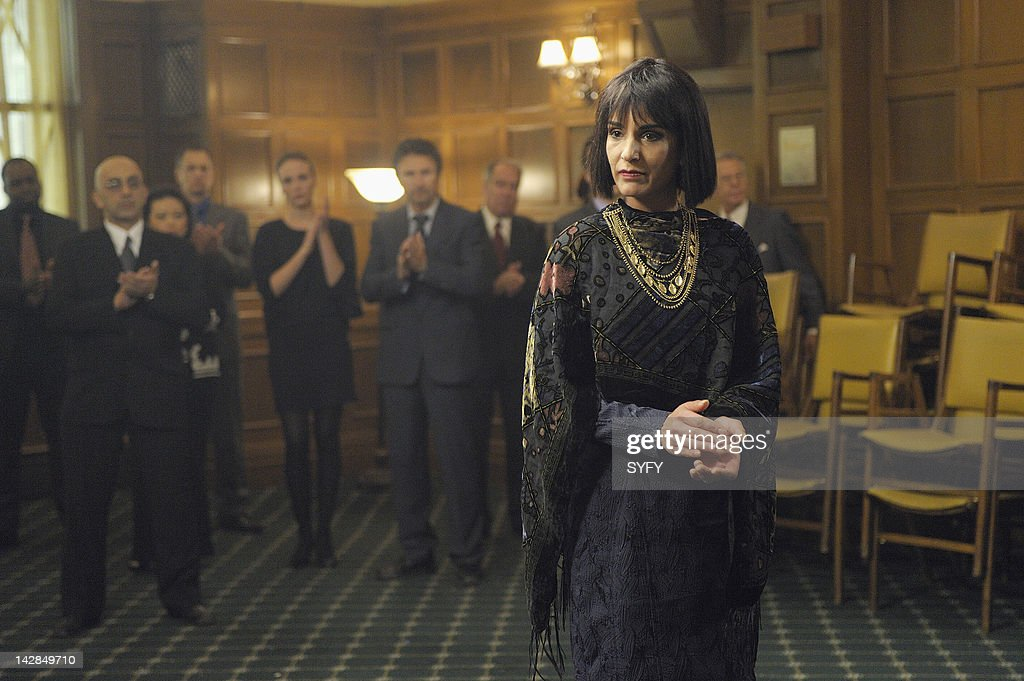 HUMAN -- 'Don't Fear The Scott' Episode 211 -- Pictured: Deena Aziz as Mother --