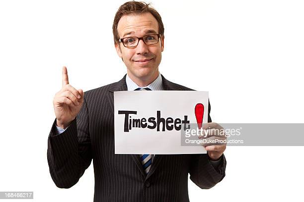 Dont forget your timesheet