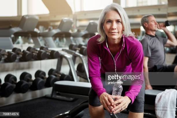 Don't let age defeat your ability to get fit