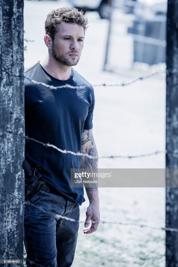 SHOOTER -- 'Don't Mess With Texas' Episode 203 -- Pictured: Ryan Phillippe as Bob Lee Swagger --