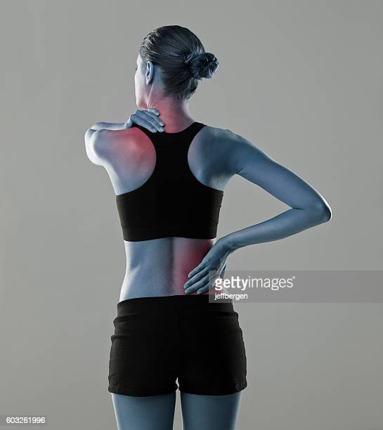 Don't overdo it when exercising or your body will suffer