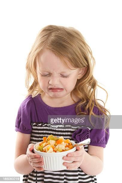 Ich will meine Gemüse
