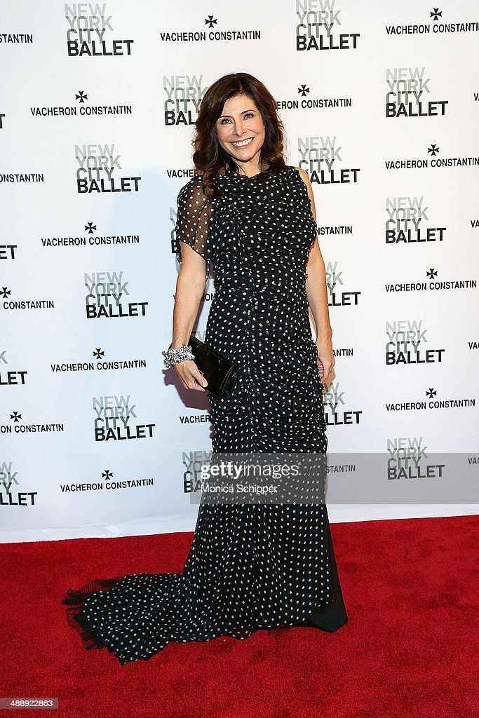 Donya Bommer attends the New York City Ballet 2014 Spring Gala at David H. Koch Theater, Lincoln Center on May 8, 2014 in New York City.
