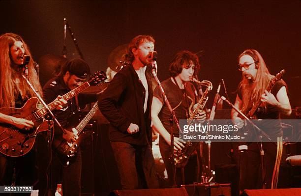 Doobie Brothers live at Mateus at the Pallidum in New York NYC November 16 1978
