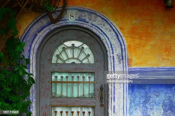 Door in Managua, Nicaragua