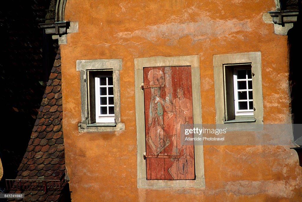 Door in Markplatz House