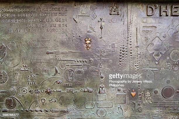 Door of Coronation of Thorns, Sagrada Familia