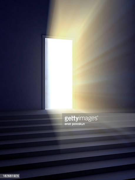 Tür von hope
