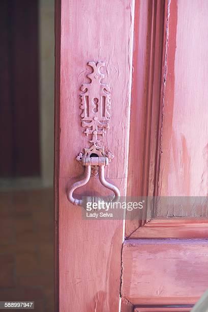 Door pink