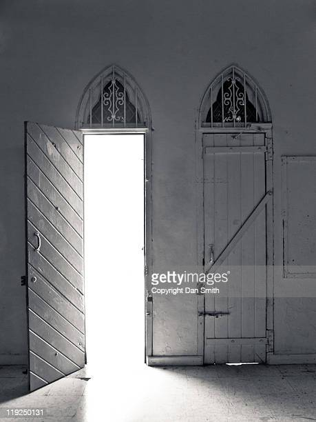 Door to light
