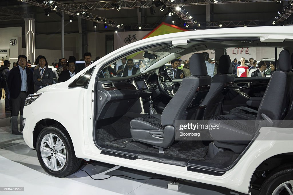 Inside India 39 S 14th Auto Expo 2016 Motor Show Getty Images
