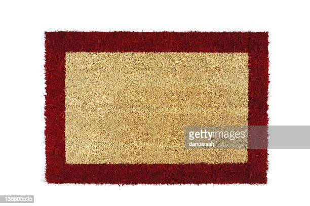 doormat red home