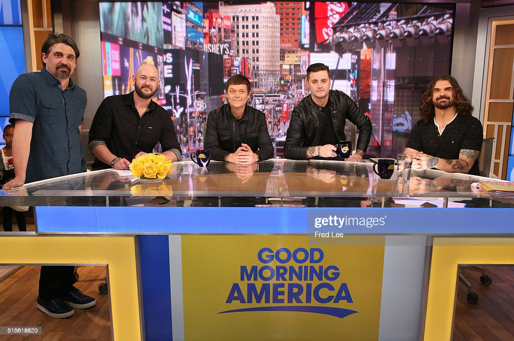 3 Doors Down | Getty Images Good Morning America