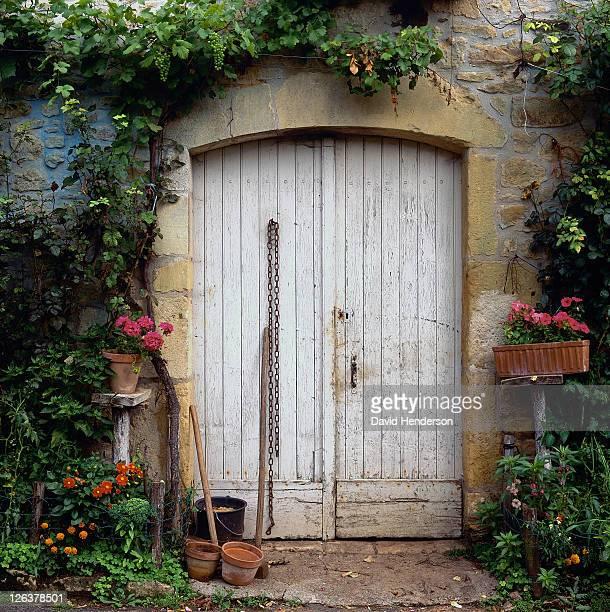 Doorway, Limeuil, France
